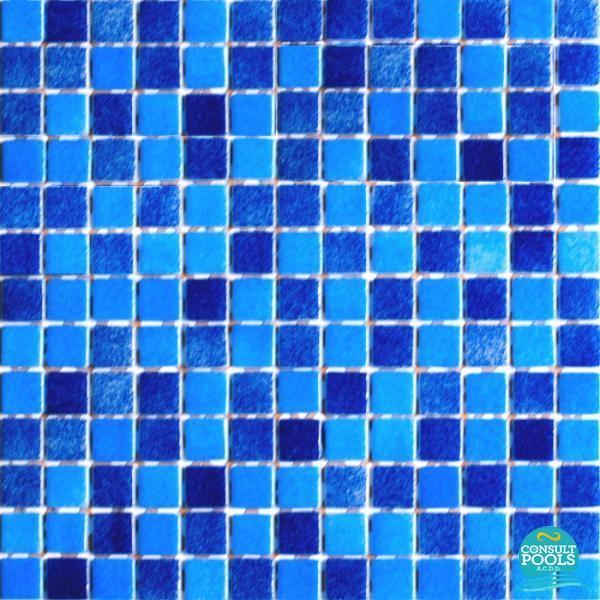Mozaic piscina mixt Turquesa Togama 45124