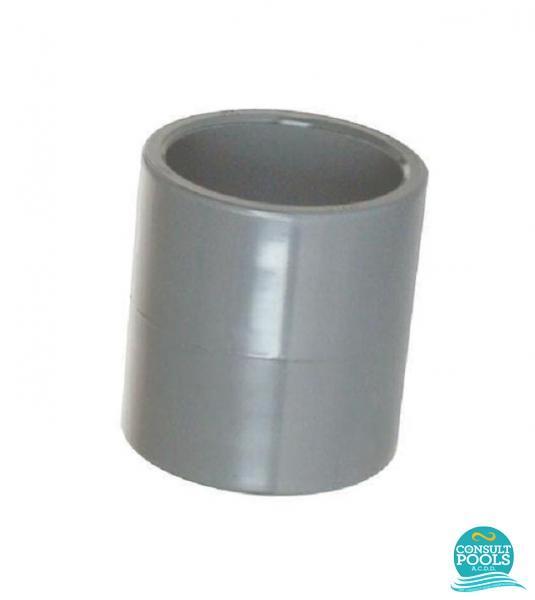 Mufa PVC U D50 505