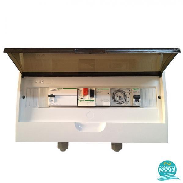 Panou de control pompa 3 HP si lumini PCM 3