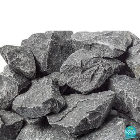 Pietre vulcanice pentru sauna uscata 5 - 10 cm, 20 kg Harvia