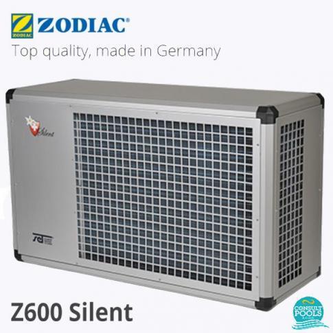 Pompa de cadura piscina 160 mc, titan, 400 V, 50 Hz, Z600 Silent TD12 Zodiac
