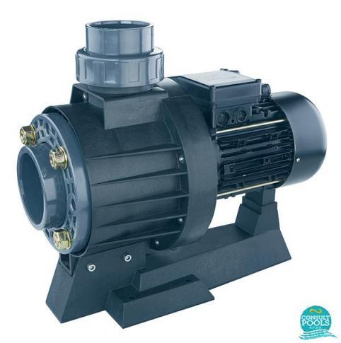 Pompa inot contracurent CCIV 4.0 kw, 5 HP, III, 50 Hz, IP 54 Astral Pool