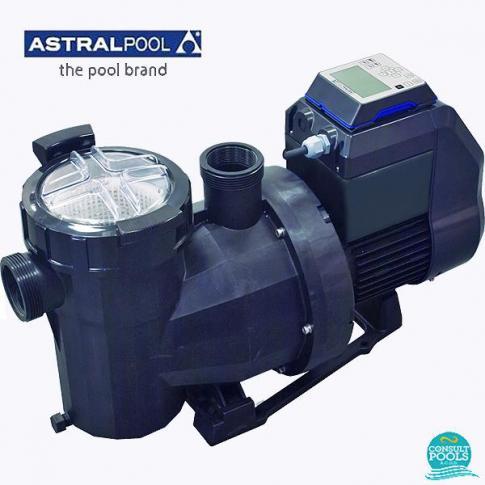 Pompa Astral Pool Victoria Plus Silent cu viteza variabila, 2 HP, debit 11.1 / 18.8 / 25.5 mc/h
