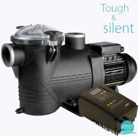 Pompa piscina Discovery 9 mc/h cu viteza variabila AVF100MV