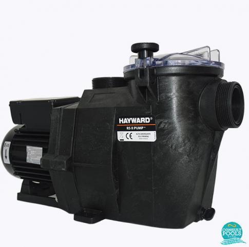 Pompa piscina Hayward RSII, 1.0 CP, 15.0 mc/h