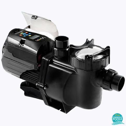 Pompa piscina Viron P320 cu viteza variabila  7 / 12 / 17 mc/h Astral Pool