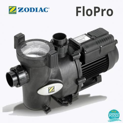 Pompa piscina Zodiac FloPro 75M, 13.2 mc/h, 0.55 kw, 0.75 hp, 2850 rtm, 230 V