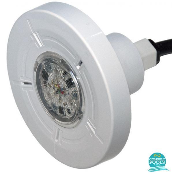 Proiector led RGB piscina Mini-Chroma 15 W