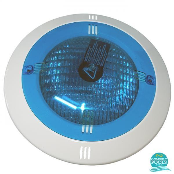 Proiector piscina liner 300 W lentila colorata