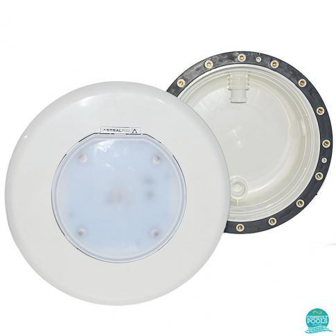 Proiector piscina liner LumiPlus Flexi V1, led alb rece, 16 W, 1485 l, 5700 K, AC, 12V AstralPool