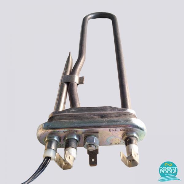 Rezistenta generator de aburi Helo 2000W 113