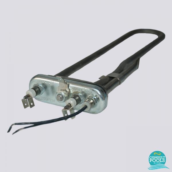 Rezistenta generator de aburi Helo 2567W 114C
