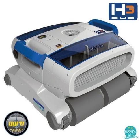 Robot automat curatare piscina H3DUO