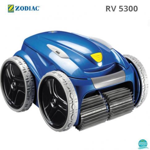 Robot piscina Vortex RV 5300, tractiune 4*4 W Zodiac