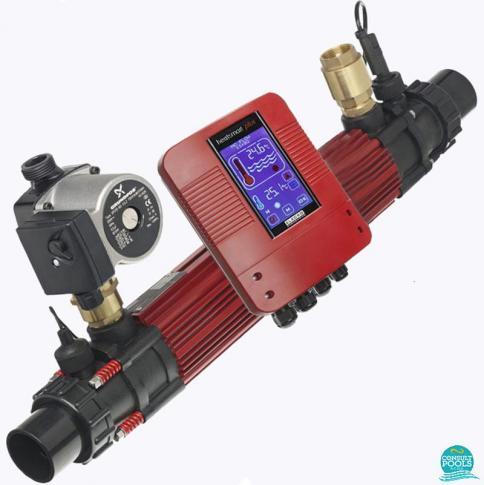 Schimbator de caldura titan piscina DIG G2 122 KW
