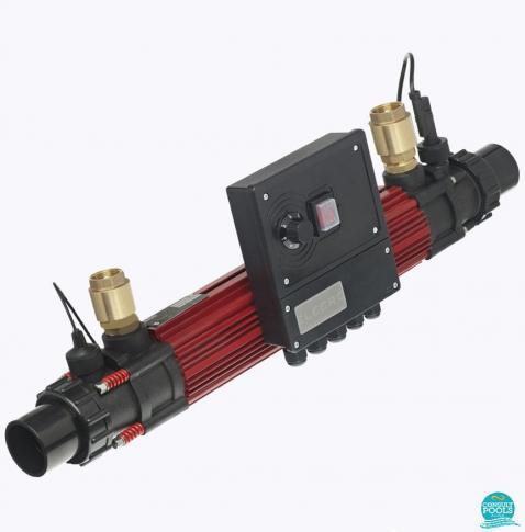 Schimbator de caldura titan piscina SEAWG G2 49 KW