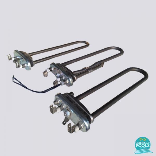 Set rezistente generator de aburi Helo 7,7 KW