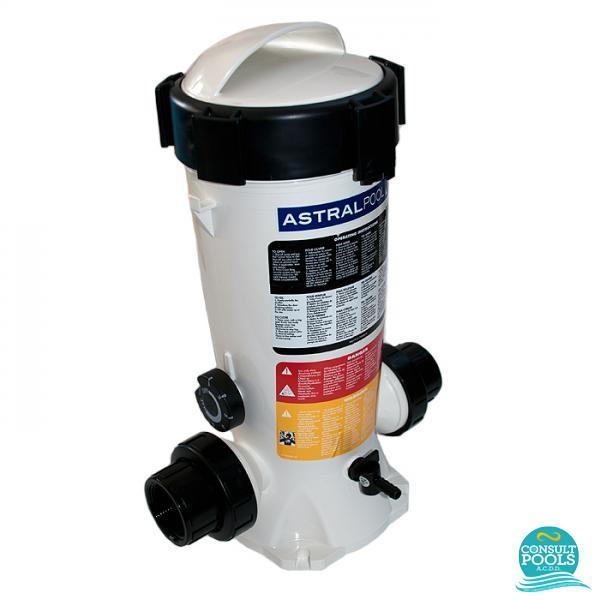 Sistem de dozare manual clor 24429