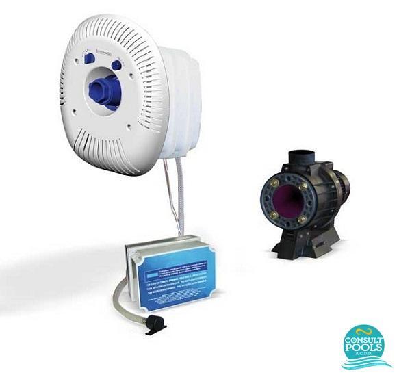 Sistem de inot contra curent Marlin 45 III, 3.3 KW (4.5 HP) 400V III 50 Hz