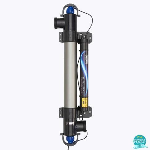 Sterilizator cu ultraviolete pentru piscina volum 55 mc, 21 mc/h, 230 V Elecro
