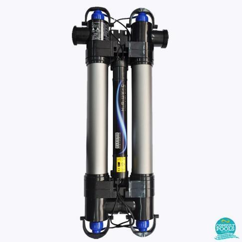 Sterilizator cu ultraviolete pentru piscina volum 110 mc, 42 mc/h, 230 V Elecro