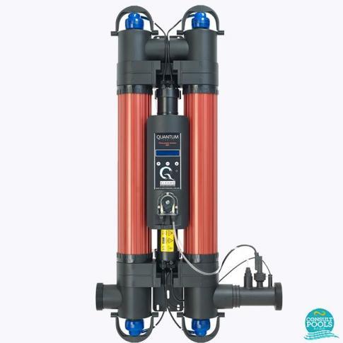 Sterilizator Quantum pentru piscina volum 130 mc, 28 mc/h, 230 V Elecro