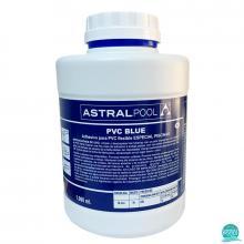 Adeziv gel pvc Blue pentru tubulatura fexibila, rigida 1000 ml AstralPool