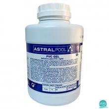 Adeziv gel pvc Blue pentru teava rigida 1000 ml AstralPool