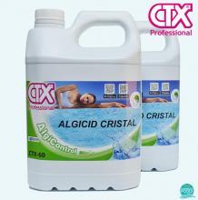 Algicid cristal, eficacitate bactericida si algicida, lichid 5l CTX 60