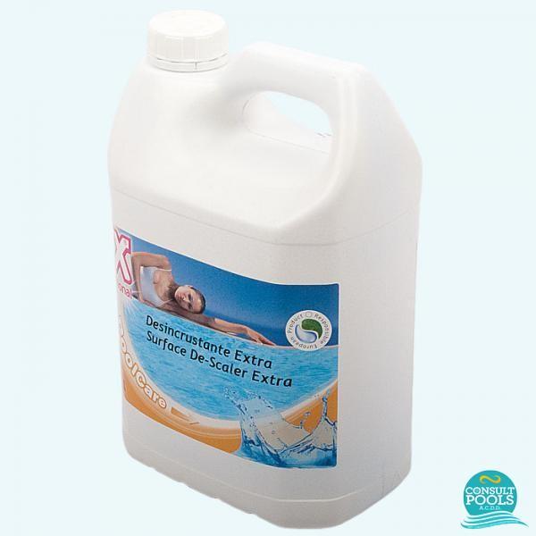 Anticalcar pentru curatarea piscinei CTX 51 5l