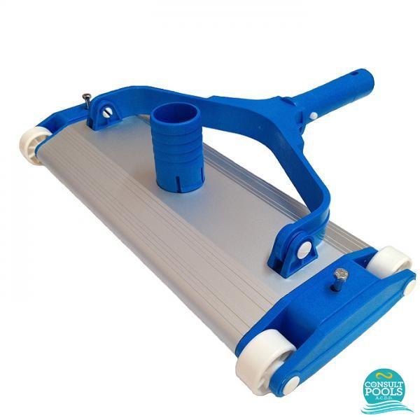 Aspirator manual piscina top, aluminiu, 35 cm, 3 kg, Astral Pool