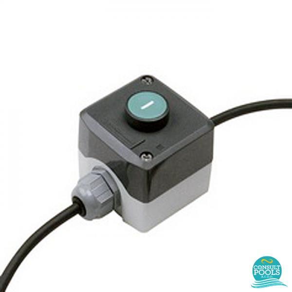 Buton control led N/C  32458
