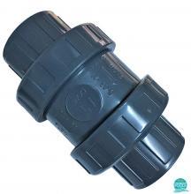 Clapeta de sens PVC U D63 2