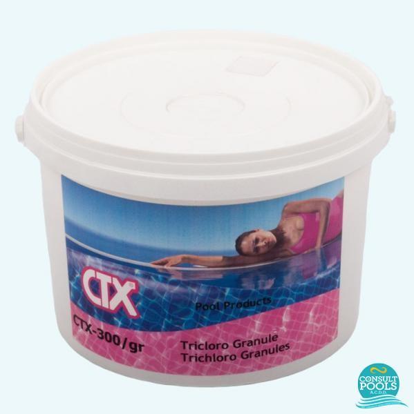 Clor lent granule CTX 300 5 kg