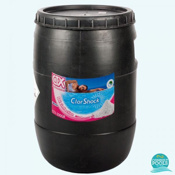 Clor soc granule CTX 200-50 kg