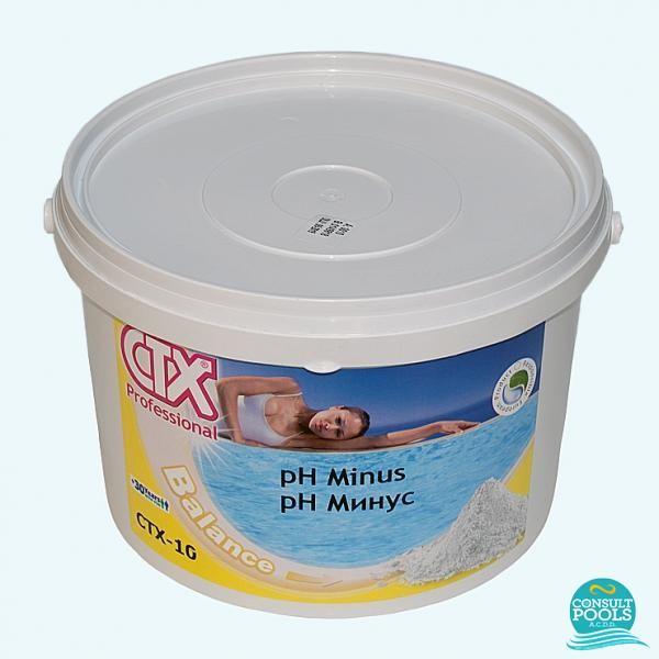 Corector pH minus CTX 10-8 kg
