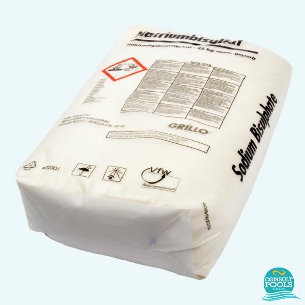 Corector pH minus  pudra 25 kg