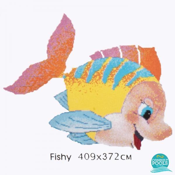 Decoratiune Fishy M101