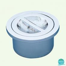 Duza aspirator inox cu capac filetat AISI-304 Astral Pool