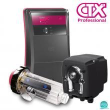 Electrolizor de sare CTX Go Salt-12pH, volum de apa 50 - 60 mc, pompa dozatoare pH, CTX Professional Spania