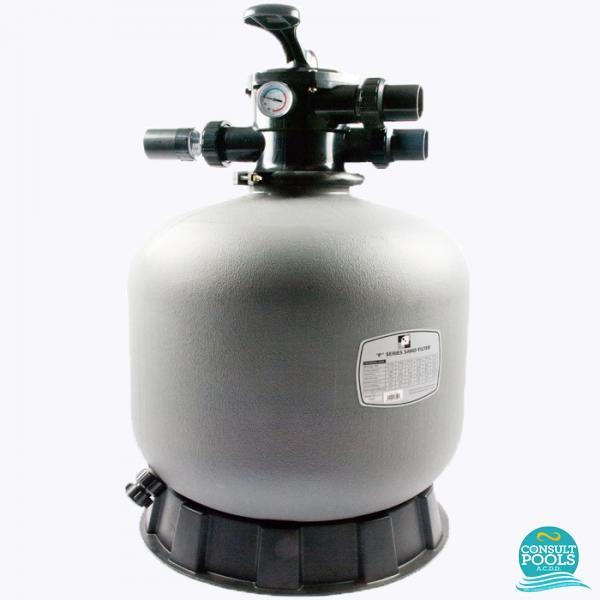 Filtru piscina  D450 mm 8 mc/h  Emaux