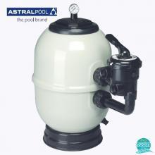 Filtru piscina Aster Side D450, 8 mc/h, 1 1/2