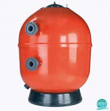 Filtru piscina Vesubio Profesional  D 1600 mm 68/80 mc/h
