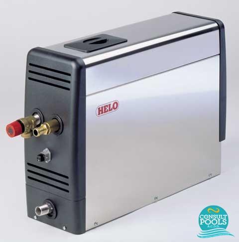 Generator de aburi HELO 3,4 kw