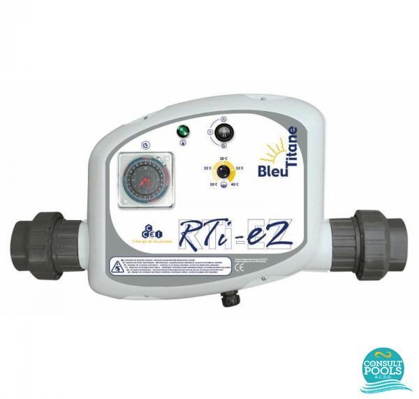 Incalzitor piscina RTI EZ9 Titan 9 kw