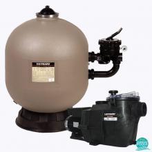 Kit echipament piscina Pro Series S volum 75 mc