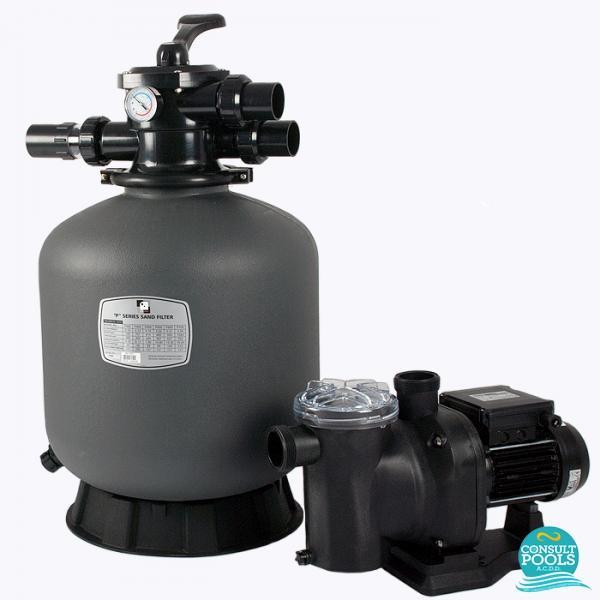 Kit echipament piscina volum 42 mc PS42