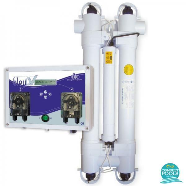 Lampa cu ultraviolete UV kit 110 mc