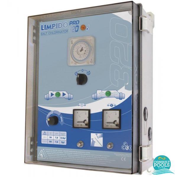 Limpido PRO 320 Electrolizor de sare