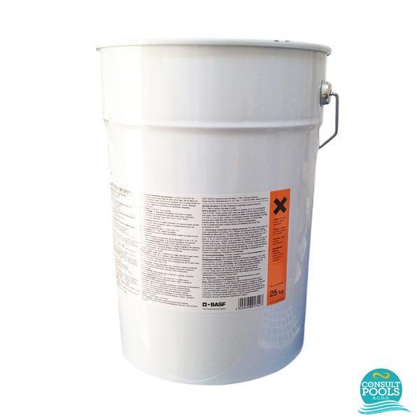 Masterseal 590 mortar hidroizolant  25 kg